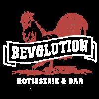 Revolution Rotisserie Logo